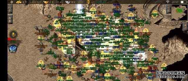 变态传奇游戏里浅谈沙城战役的方式